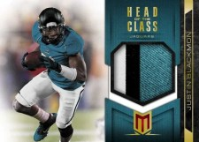 2012 Panini Momentum Justin Blackmon Head of the Class