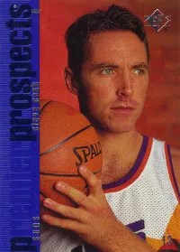 1996-97 Upper Deck Sp Steve Nash Rookie RC