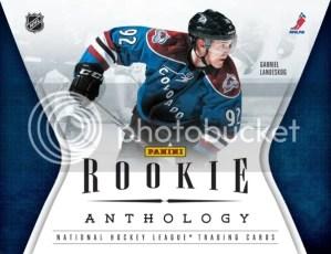 2011/12 Panini Rookie Anthology Hockey