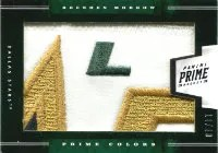 2011-12 Panini Prime Colors #27 Brenden Morrow #/20