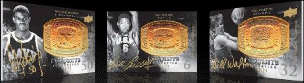 2011-12 Upper Deck Exquisite Championship Bling Cards