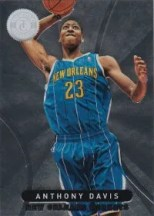 2012-13 Panini Totally Certified #29 Anthony Davis RC Card