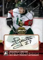 12-13 NHL Draft Prospect Autographs