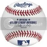 Rawlings MLB Official Baseball