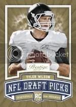 2013 Prestige Tyler Nelson RC