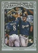 2013 Gypsy Queen Ryan Braun Variation