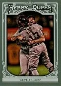 2013 Gypsy Queen Justin Verlander Variation