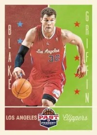 12/13 Panini Past & Present Blake Griffin