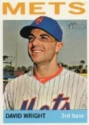2013 Heritage David Wright Color Sp