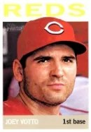 2013 Heritage Joey Votto Color