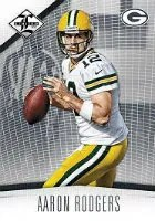 2012 Panini Limited Football Aaron Rodgers