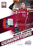 2012-13 Donruss Elite Blake Griffin