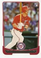 2012 Bowman Draft Bryce Harper No Name