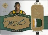 2007-08 Ultimate Kevin Durant RC
