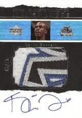 03-04 Exquisite Kevin Garnett Patch Auto