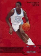 2011-12 Fleer Retro Michael Jordan Red PMG