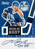 2012-13 Panini Classics Mark Messier