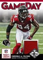 2012 Panini Roddy White Limited