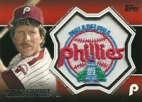 2013 Topps Mike Schmidt Commemorative Patch