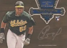 2012 Topps 5 Star Silver Ink Auto