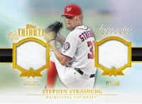 2013 Topps Tribute Superstar Swatch