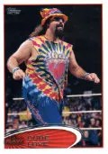 2012 Topps WWE Dude Love Sp