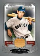 2013 Topps Series 2 Ted Williams Relic