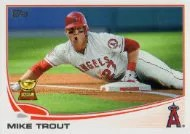 2013 Topps Series 1 Mike Trout
