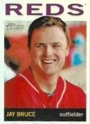 2013 Topps Heritage Jay Bruce