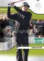 2012 Sp Authentic Golf Bubba Watson