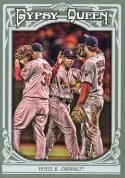 2013 Gypsy Queen David Freese Variation
