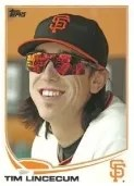 2013 Topps Series 2 Tim Lincecum Sp