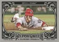 2013 Gypsy Queen Bryce Harper Base