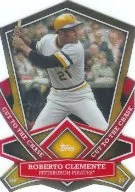2013 Topps Cut to the Chase Roberto Clemente