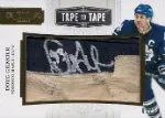 2011-12 Dominion Tape 2 Tape Autograph