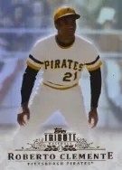 2013 Topps Tribute Roberto Clemente