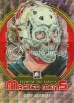 2012-13 ITG Between The Pipes Masked Men V