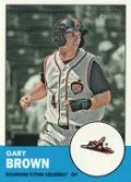 2012 Heritage Gary Brown Base