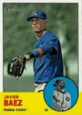 2012 Heritage Minor League Javier Baez Sp