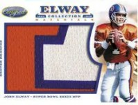 2012 Certified John Elway Collection