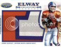 2012 Certified John Elway Collection