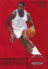 2011-12 Fleer Retro Joran PMG Red