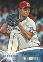 2014 Topps Future is Now Darvish