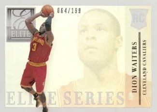 2012/13 Panini Elite Series Dion Waiters