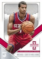 2013-14 Innovation The View Michael Carter Williams