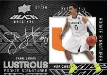 2013-14 UD Black Shane Larkin RC