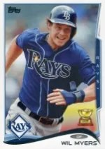 2014 Topps Series 1 Wil Myers