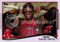 2014 Topps Series 1 David Ortiz Sp