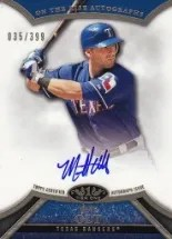 2013 Topps Tier One Mike Olt Auto