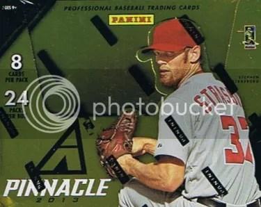 2013 Pinnacle Baseball Box